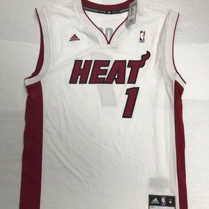 "Miami Heat #1 ""Bosh"" Jersey"